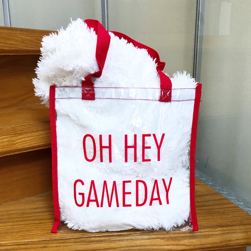 Oh Hey Gameday Stadium Tote