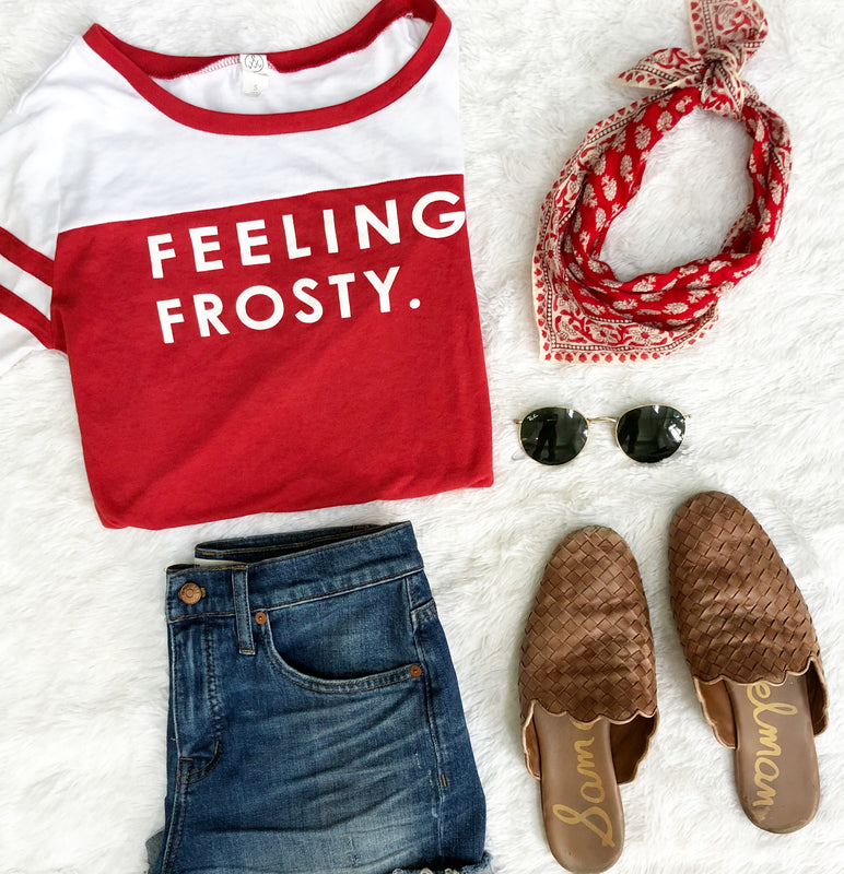 Feeling Frosty t-shirt