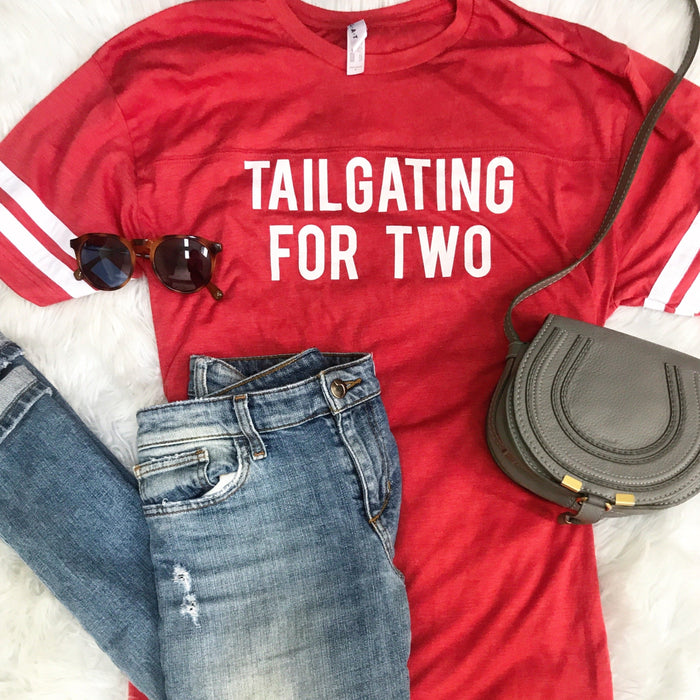 Tailgating For Two