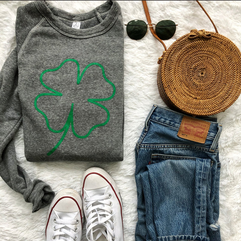The Lucky Clover Sweatshirt