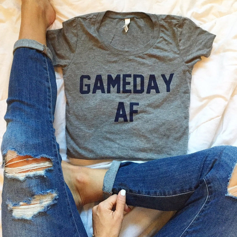 Gameday AF navy/grey - ON SALE