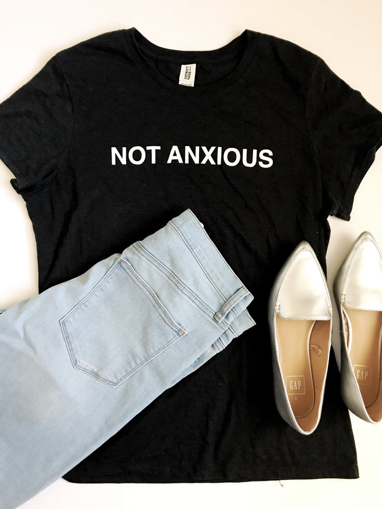 Not Anxious