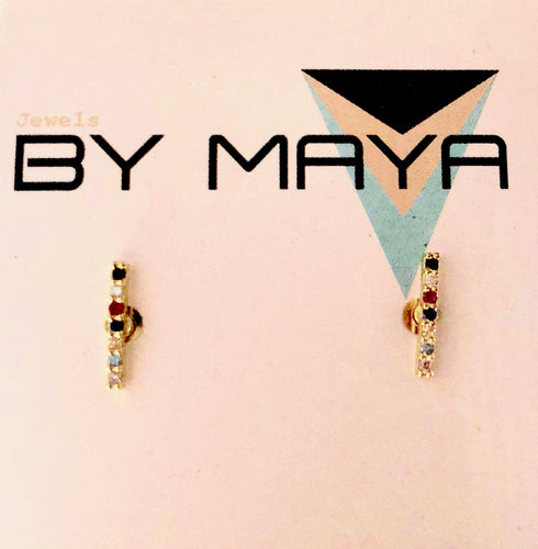 Technicolor Dream studs