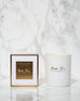 Naomi Joy Living - Mince Pies before Guys - Mineral Wax Candle in Winter Spice - Pic Pop