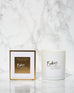 Naomi Joy Living Christmas Candle - Baby It's Cold Outside - Mineral Wax Candle in Winter Spice - Pic Pop