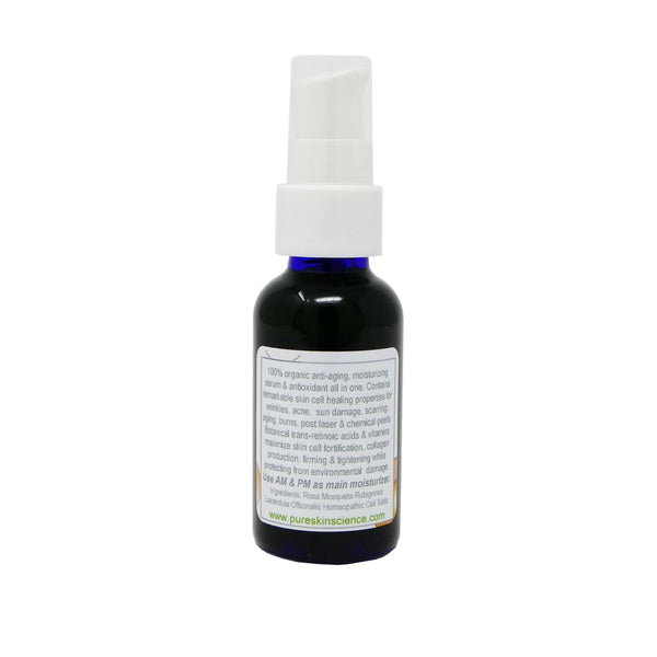 Skin Nutrients Lavender with Organic Botanical Trans-Retinoic Acid and Vitamin C (All Skin Types)