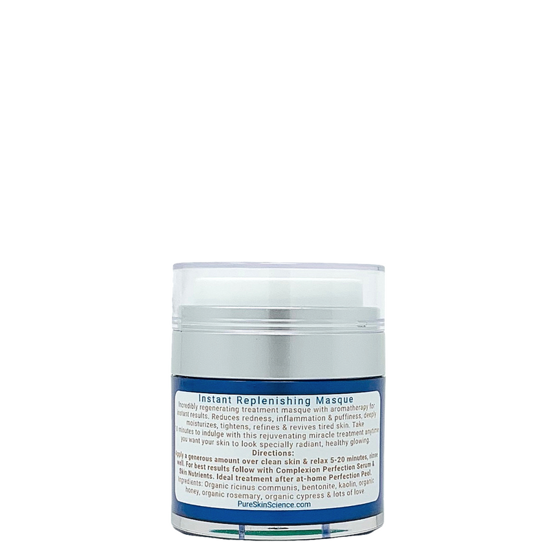 Instant Replenishing Masque with Rosemary & Cypress