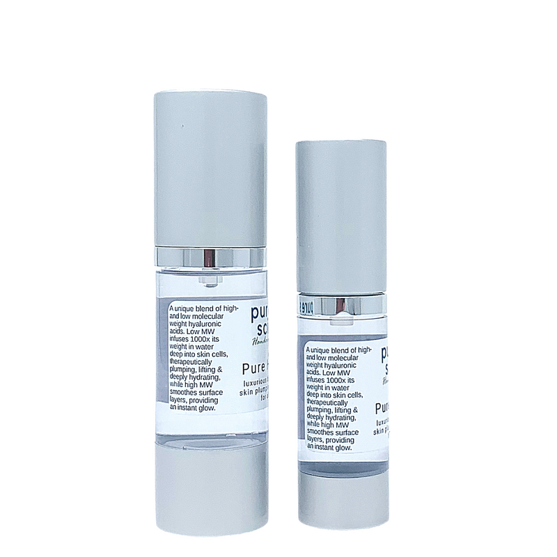 Pure Hydration with High-and Low Molecular Weight Hyaluronic Acid (All Skin Types)