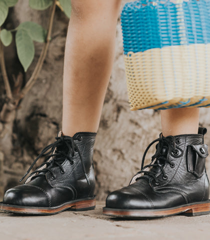 FW2018 Look Book: Women, Toddler & Kids Dress and Shoes by Mikoleon LLC