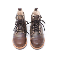 MK716 - Heirloom Boots Camo Cafe
