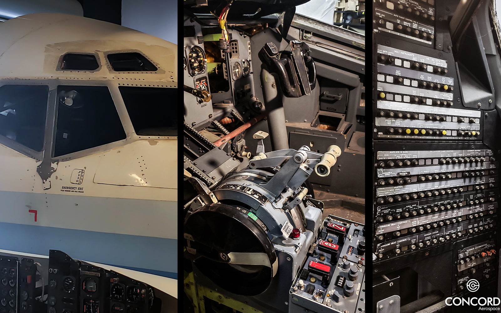 737 CLASSIC FULL COCKPIT AVAILABLE NOW FROM CONCORD