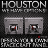 CUSTOMIZABLE APOLLO SWITCH PANEL - Concord Aerospace Concord Aerospace Concord Aerospace Apollo Command Module Switch