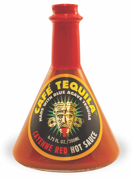 Cafe Tequila Cayenne Sauce