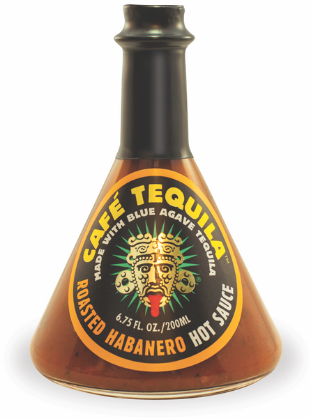 Cafe Tequila Roasted Habanero Sauce