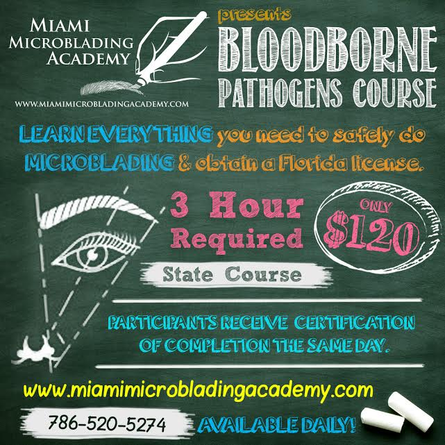 Bloodborne Pathogens Continuing Education Course- FL