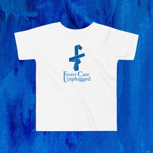 FCU - Toddler - Logo (V) Tee