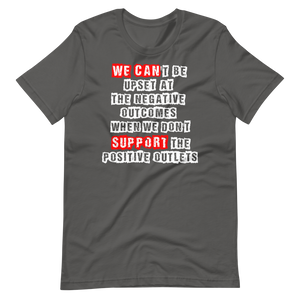 "LHC - Men's - ""We Can Support"" Tee"