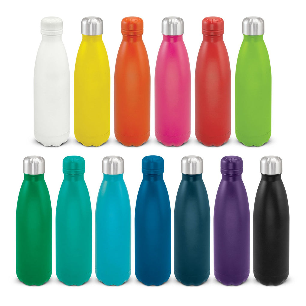 BWPMirage116329 Powder Coated Vacuum Bottle