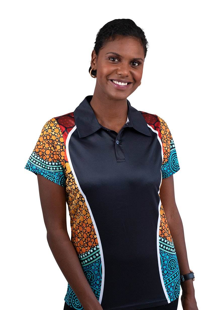 Womens Corporate Polo 21