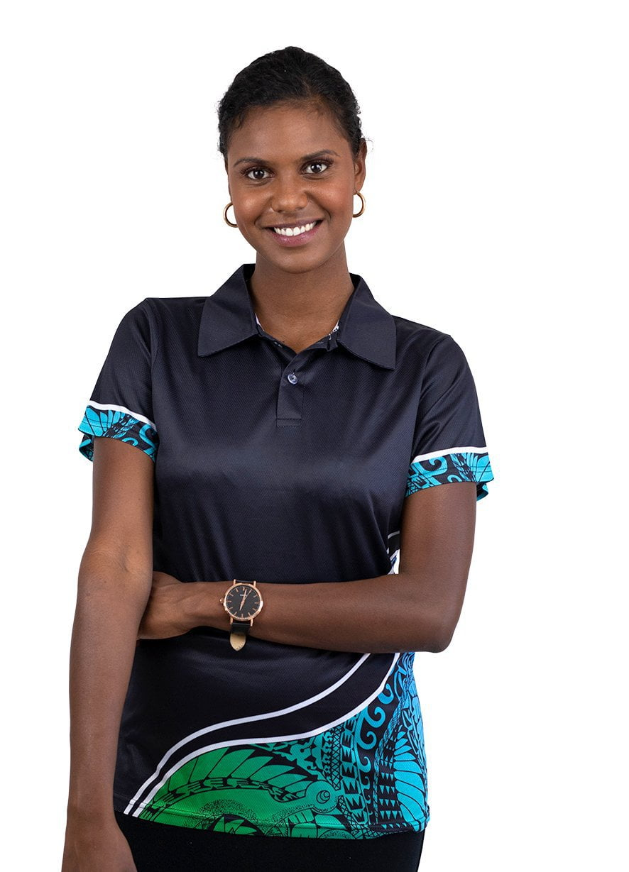 Womens Corporate Polo 10