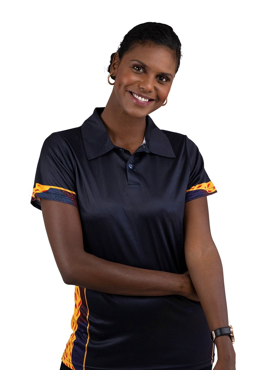 Womens Corporate Polo 8