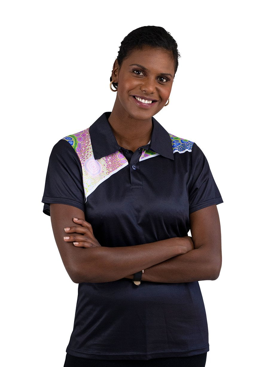 Womens Corporate Polo 3
