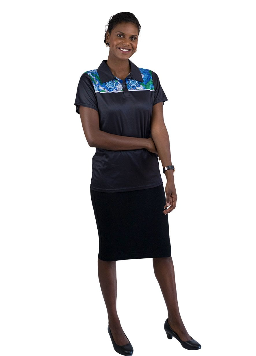 Womens Corporate Polo 17