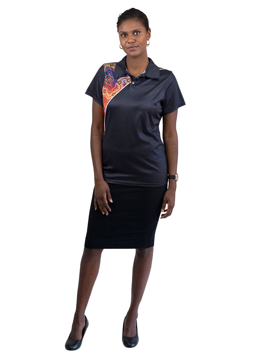 Womens Corporate Polo 13