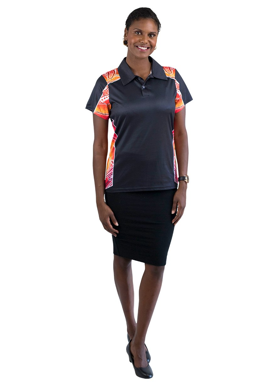 Womens Corporate Polo 2