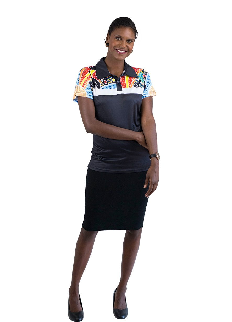 Womens Corporate Polo 7