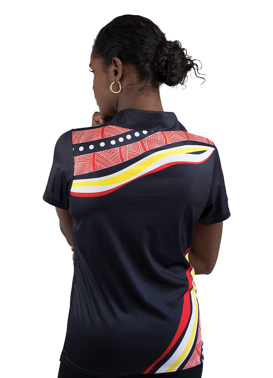 Womens Corporate Polo 11