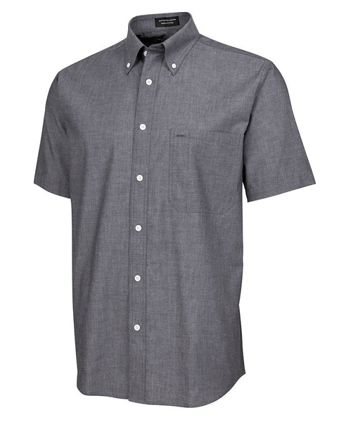 BWC4FCSS Fine Chambray S/S Shirt