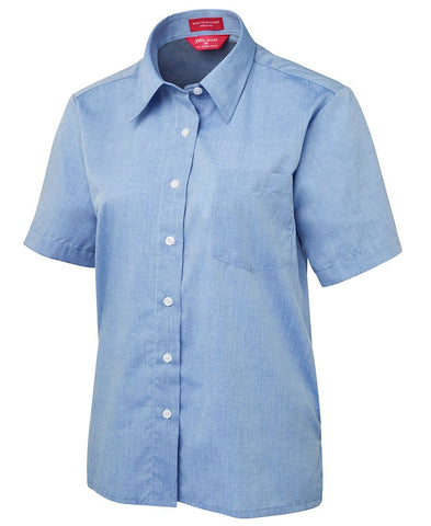 BWC4LSLS Ladies Original S/S Fine Chambray Shirt