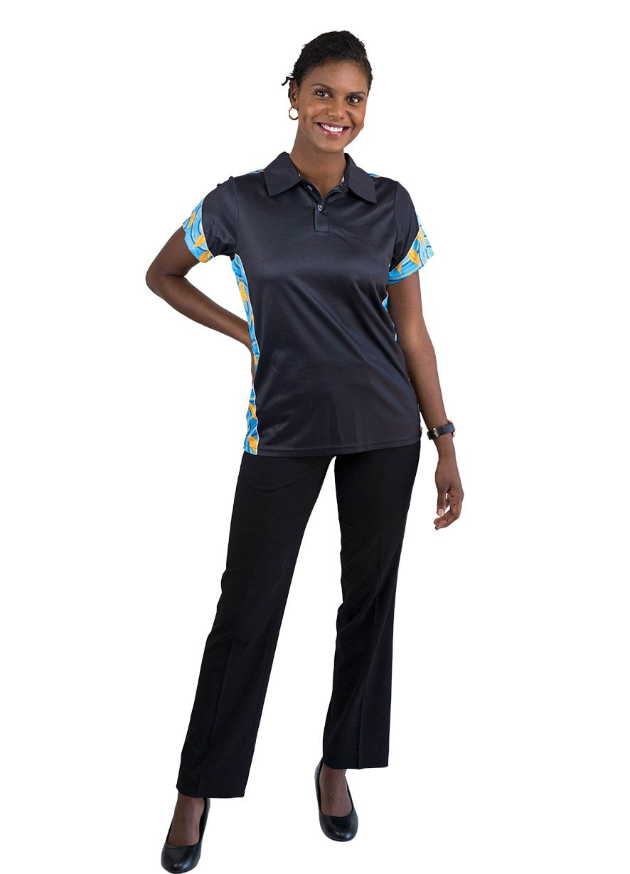 Womens Corporate Polo 23