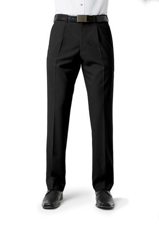 BWBS29110 Mens Classic Pleat Front Pant