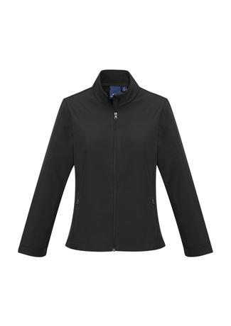 BWJ740L Ladies Apex Lightweight Softshell Jacket