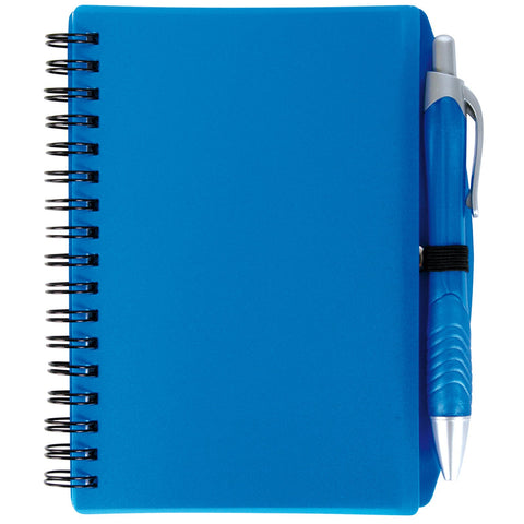 BW2655 Scribe Spiral Notebook with Pen