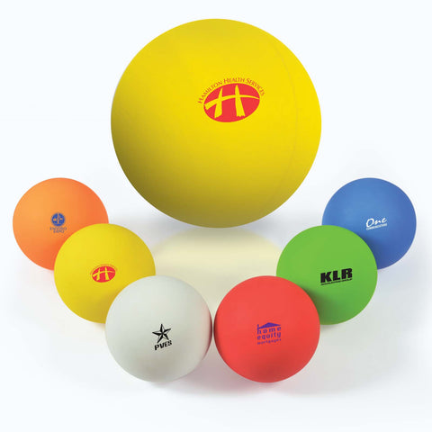 custom personalised bouncy balls