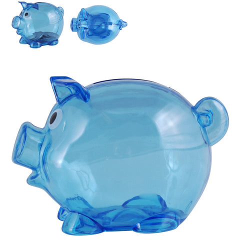 BW3598 World's Smallest Pig Coin Bank