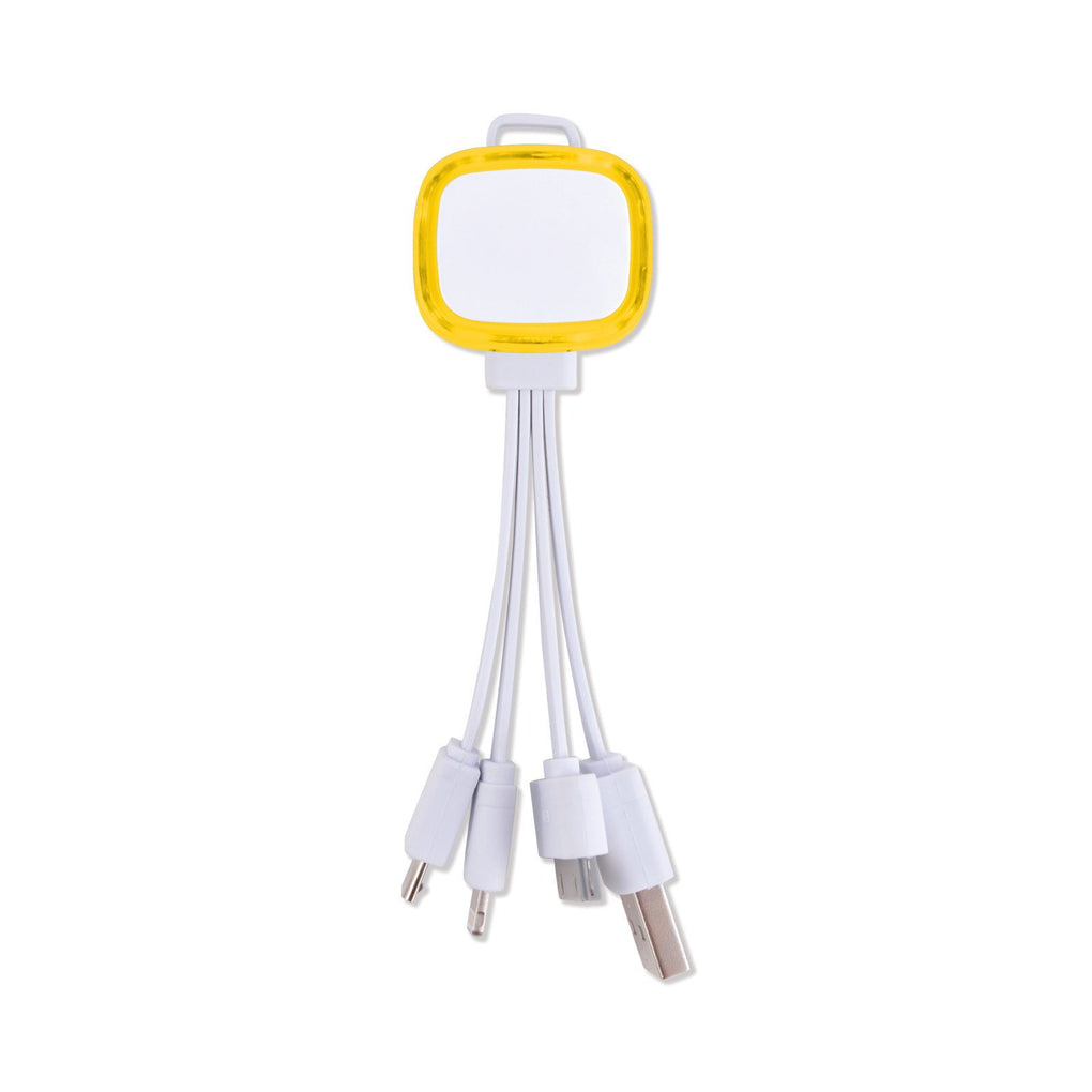 BW9404 Family Light Up 3 in 1 Cable