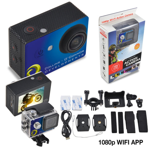 BW9530 LivNow Action Cam PRO 1080 Full HD