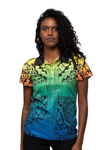 Voice, Truth & Treaty Womens Polo