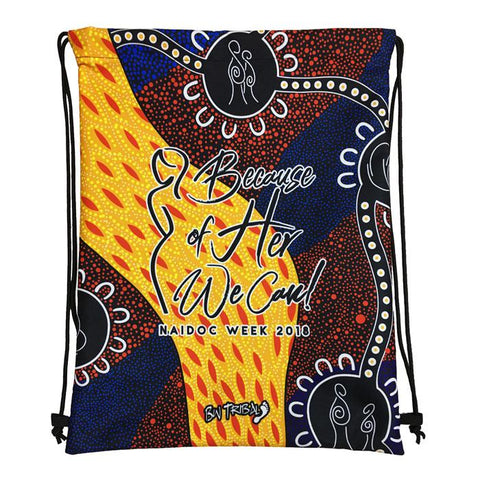 ATTMM NAIDOC 2018 Drawstring Backsacks