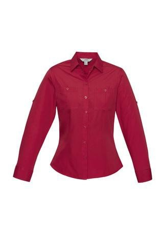 BWS306LL Ladies Bondi Long Sleeve Shirt