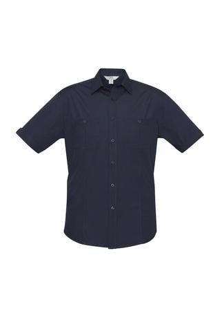BWS306MS Mens Bondi Short Sleeve Shirt