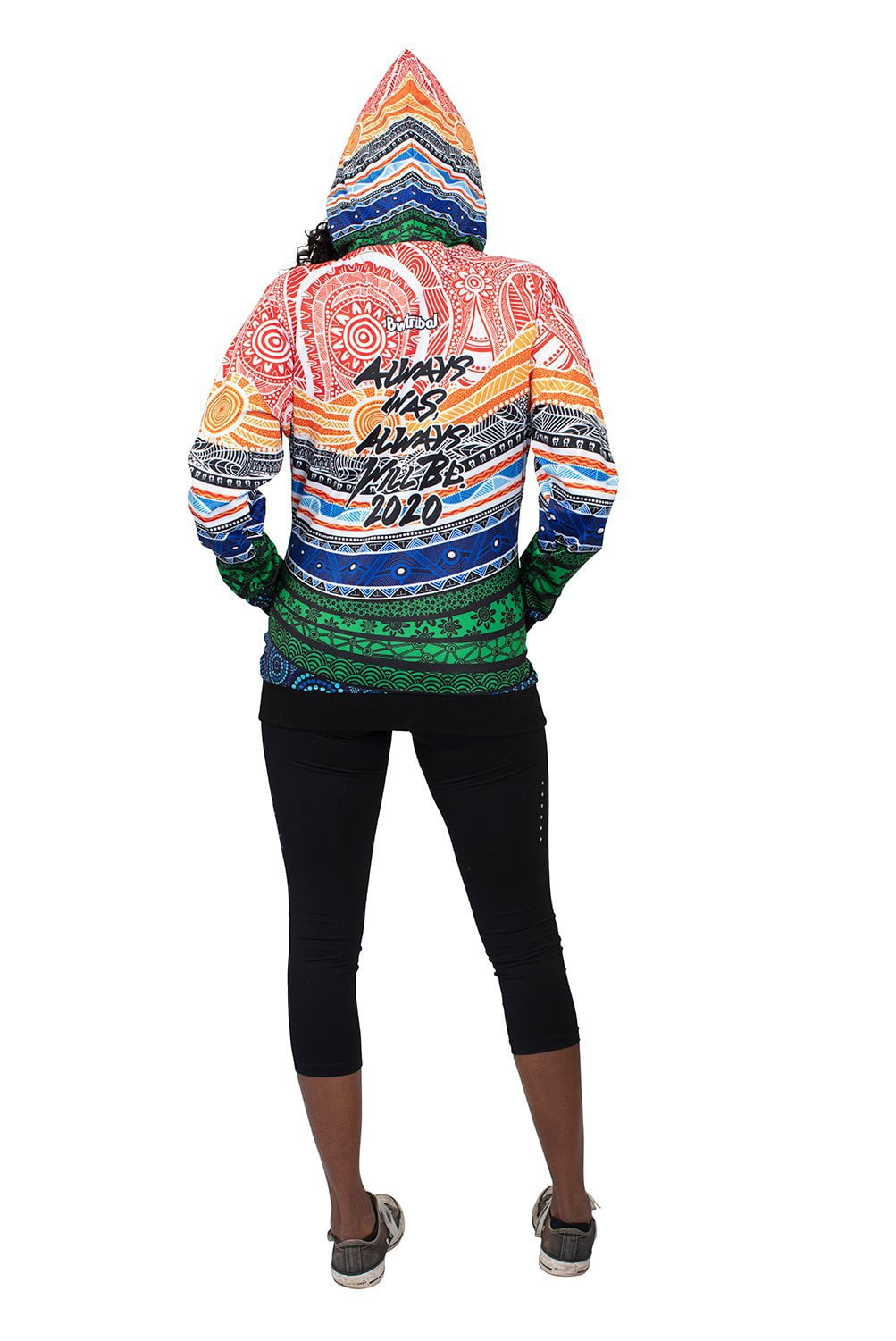 NAIDOC Women's Corporate Hoodies Spiritual Country