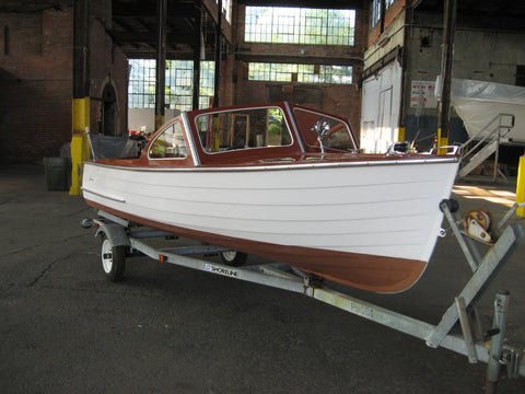 1958 Lyman 15' Outboard/Runabout
