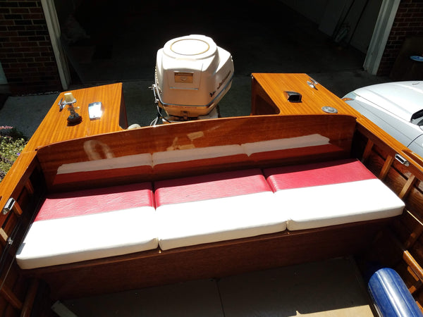 1959 Lyman 17' Outboard/Runabout (Price Reduced)