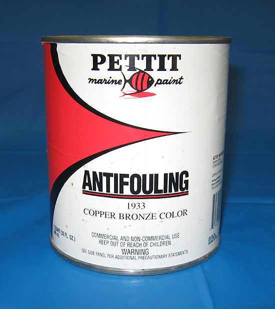 Pettit 1933 Anti-Fouling (copper bronze)