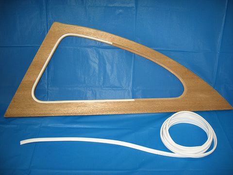 1-Part Windshield Molding